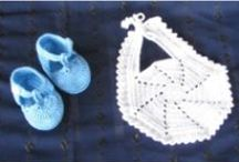 My own crochet efforts / Things I have crocheted
