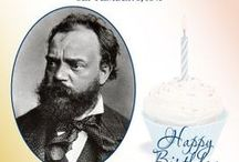 Dvorak / My second favourite composer - Beethoven first!