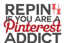 My pin rules! / I have no rules other than Pinterest`s rules! Pin away but you MUST enjoy it!