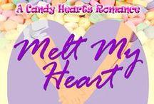 Melt My Heart / Candy Heart Book