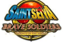 Saint Seiya Brave Soldiers - Characters