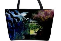Purses & Handbags / Purses & handbags • bags • cool graphic design • fashion • style   Wearable Therapy creates unique men's & women's fashion & accessories promoting social justice • mental health • human rights • teens at risk • equality • Shop now ★ wearable-therapy-tokii.com