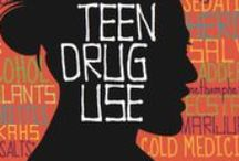 Teens at Risk / Teens at Risk • Drug Use • Addiction • Recovery   Wearable Therapy creates unique men's & women's fashion & accessories promoting social justice • mental health • human rights • teens at risk • equality • Shop now ★ wearable-therapy-tokii.com