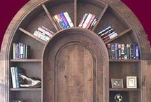Book Shelves / Store your books in a beautiful way