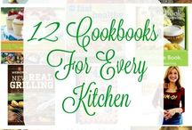 Cookbooks / books for those who love to cook