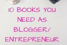 Blogging Life / Tips for growing as a blogger - social media, books for bloggers, photography helps, post ideas, monetizing