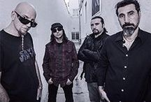 System of a Down Wholesale Tees & Band Merchandise / Rock Off a distributor of wholesale music merchandise for System of a Down SoaD.