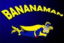 Bananaman Wholesale Trade Supplies / Rock Off manufacture & supply official Bananaman Merchandise for sale on a wholesale basis to the trade.