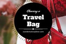 Travel Fashion Accessories / Necklaces, shoes, scarves, and more can help take a basic travel wardrobe to the next level.
