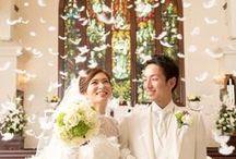 結婚式 セントルーク教会 / 厳かで、それでいて楽しい!そんな結婚式を挙げよう!