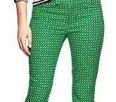 Pantaloni - modelli -