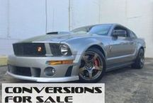 Custom Autos / by Conversions For Sale