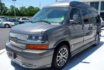 Conversion Vans For Sale / ConversionsForSale.com New and Used Ford Transit, Ram Promaster, Sprinter, Chevy, and GMC Conversion Vans For Sale / by Conversions For Sale
