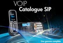 Catalogue SIP / Téléphones compatibles avec le standard téléphonique Sipleo