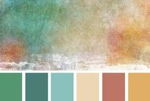 Autuum color palette / https://www.facebook.com/SonjaKlein.Blumig