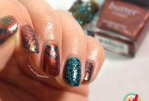 Swatches Nail-art & Makeup