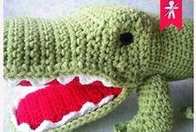 Crocheted by AmigurumisFanClub / Patrones encantadores de otros diseñadores !!!
