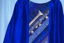 Blue Vestments / Vestment designs for Advent.