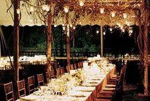 Wedding Reception Ideas / Wedding decoration ideas and inspirations!