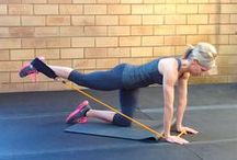 Glute Training for Women / Glute Training Exercises to Tone & Tighten Glutes