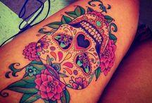 tattoos & piercings / Tattoos & piercings I'd like to get