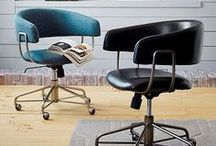 Office Chairs / Office chairs to go with all of your favorite BDI office furniture  www.bdiusa.com / by BDI Furniture