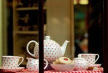 Afternoon Tea & StuFF... / Anything to do with sweets, desserts and all things that are served with tea or coffee...