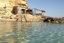 Mediterraneo / Mediterráneas culture. Recipes, music, books, places.