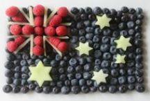 Bits of Australia Day Ideas / Wonderful ways to celebrate Australia Day  #australiaday #australiadayideas