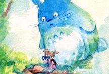 Studio Ghibly