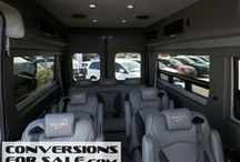 Ram Promaster Conversion Vans / by Conversions For Sale