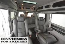 Ford Transit Conversion Vans / Browse multiple dealers Ford Transit Conversion Vans For Sale at conversionsforsale.com / by Conversions For Sale