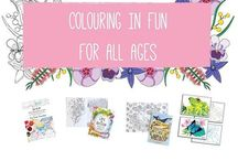 Bits of Australia - Colouring In / Colouring in cards, books and activities made in Australia