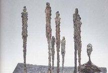 Rzeźba XXw. (po Rodinie)