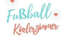 Fußball Kinderzimmer   socker childrens room / Hier sammele ich Ideen für Jimmys Kinderzimmer. Er liebt Fußball und wir wollen ihm unbedingt ein Fußballtor bauen.