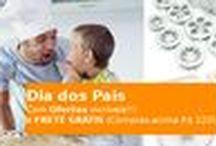 Ideias de presentes para o Dia dos Pais!!! / Já sabe o que vai dar de presente para o seu pai?