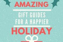 Party - Holiday gift guides / Holiday gift ideas