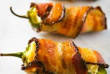 Appetizers! / We'd like to personally meet the creator of appetizers! Only a genius could have come up with the idea of eating before eating! We love it! Here are some of our most favorite appetizer ideas!