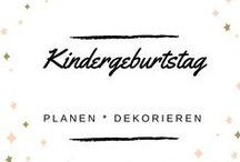 Kindergeburtstag | Childrens birthday