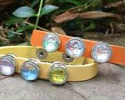 Travel bracelet jewellery / Jewellery for places I'd like to go visit