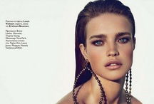 Beauty and Makeup Inspirations / Inspirational makeup & hair