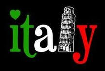 Bella Italia! / One of my favorite places on earth. But the best of Italy can't be pinned- it's people. / by Bonnie B.