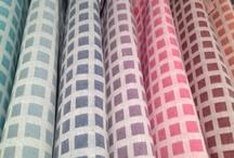 Växbo Lin / My Linen Weaving Mill in Hälsingland, Sweden www.vaxbolin.se #vaxbolin #växbolin #linen #towels #tablecloths #craft #naturalmaterials #bramiljöval #curtains