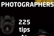 Photographic tips and ideas / by Nicky Van Staden