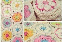 crochet & knitted beauties