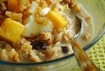 Śniadania / Smaczne i zdrowe przepisy na śniadania!