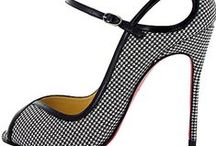 Diamonds on the Soles of your Feet~Shoes / Ladies heels from my favorite designers / by Bonnie B.