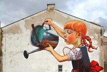 Walls / Street art