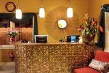 The Salon! / These are pictures of our beautiful salon and spa!