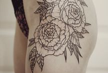 Drawings & tattoos